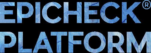 Epicheck Platform page title mobile